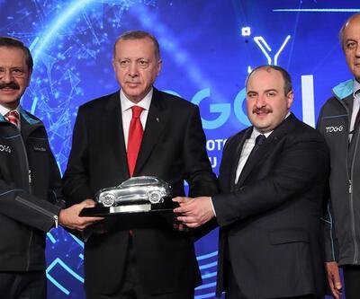 Erdoğan: Fabrika Gemlik'teki TSK'ya ait alanda olacak