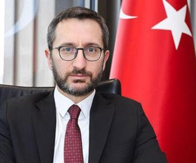 İletişim Başkanı Fahrettin Altun'dan Libya açıklaması