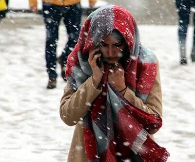 Kar başladı! Hava durumu 28 Aralık: Meteoroloji'den kar ve sel uyarısı!