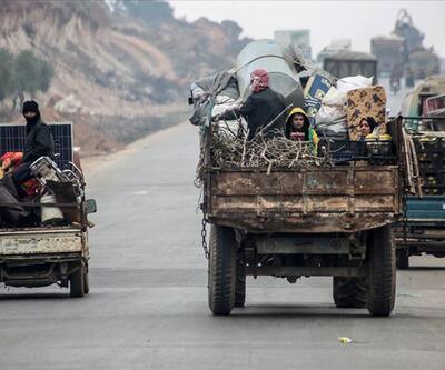 İdlib'den 3 günde 47 bin sivil daha göç etti