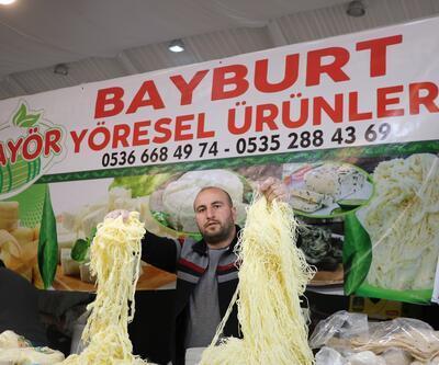 Yenikapı'da Bayburt rüzgarı esti