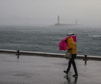 Meteoroloji'den İstanbul için 'turuncu' uyarı