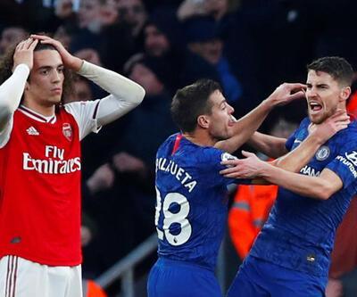 Chelsea 5 dakikada geri döndü
