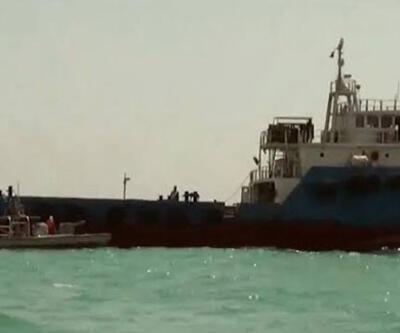 İran Basra Körfezi'nde bir gemiye el koydu