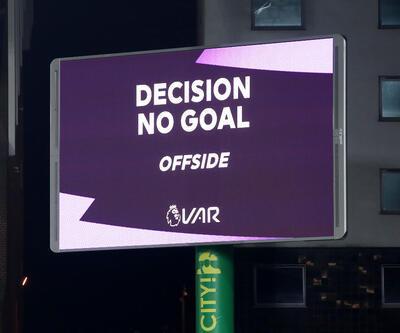 VAR'da ofsayt tartışması