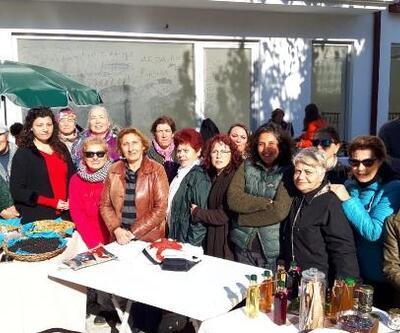Datçalı kadınlar, şiddetin olmadığı bir yıl diledi