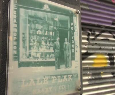 65 yıllık Lale Plak kapandı