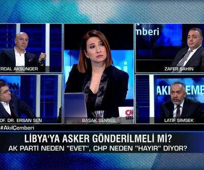 Libya'ya asker gönderilmeli mi? Riskler ve fırsatlar neler? Akıl Çemberi'nde tartışıldı