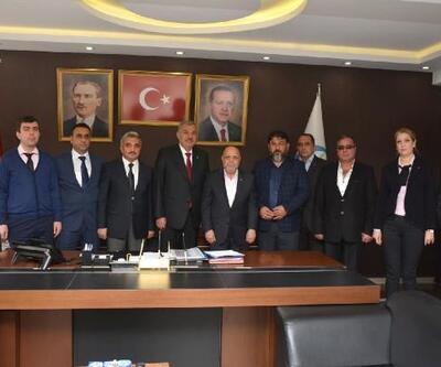Antakya Belediyesi'nde toplu iş sözleşmesi imzalandı