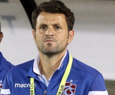 Trabzonspor'un yeni teknik direktörü oldu