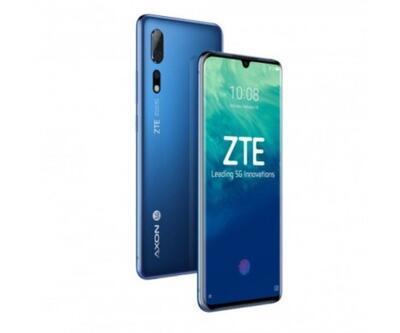 ZTE Axon 10s Pro 5G özellikleri ile karşımıza çıktı
