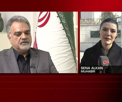 Son dakika... İran Büyükelçisi'nden Süleymani'nin öldürülmesine ilişkin ilk açıklama
