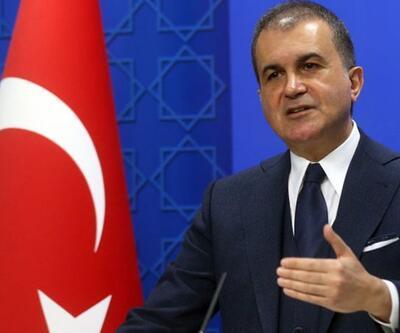 AK Parti Sözcüsü Ömer Çelik'ten Irak açıklaması