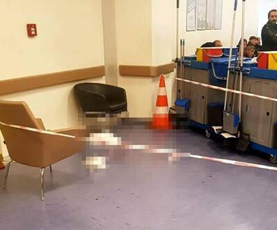 17 yaşındaki çocuklar hastane birbirini bıçakladı