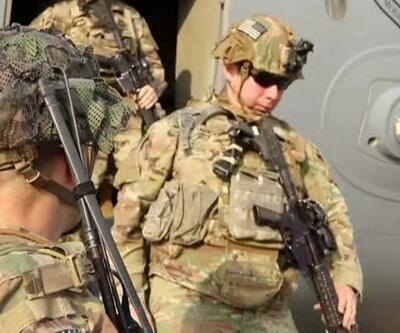 Operasyon öncesi 750 ABD askeri Kuveyt'e konuşlandı