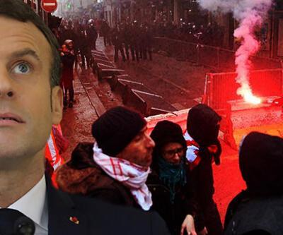 Fransa'da yüzde 75 Macron'un karşısında!