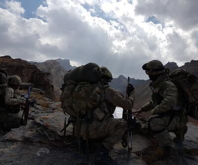 Kuzey Irak'a hava operasyonu! 2 PKK'lı terörist öldürüldü