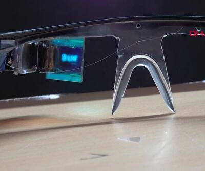 İşitme engelliler için gözlük yaptılar