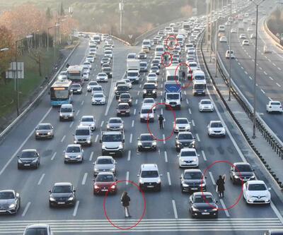 İstanbul'un trafiği en çok onlara yarıyor, aylık 6 bin lira...