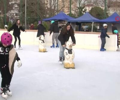Kalamış'ta Buz Festivali