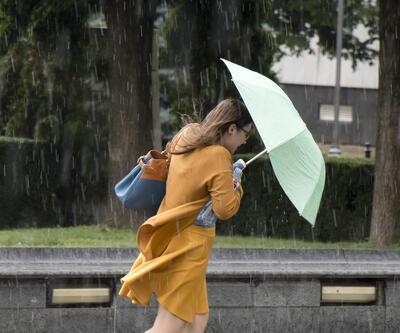 Meteoroloji'den İstanbul ve Balıkesir'e kuvvetli sağanak yağış uyarısı