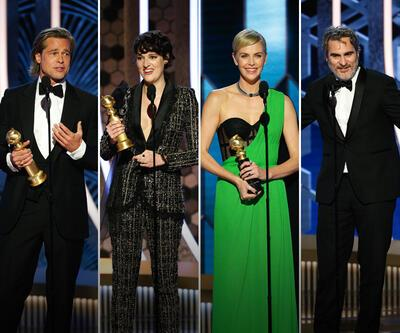 77. Altın Küre Ödülleri sahiplerini buldu: İşte kazananlar
