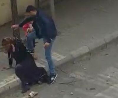 Gaziantep'te eşini darbettiği görüntülenen kocanın cezası belli oldu