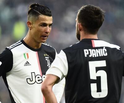Ronaldo 2020'ye hat-trick ile başladı