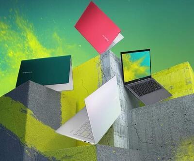 Yeni dizüstü bilgisayarlarını dev fuarda tanıttılar