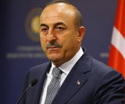 Dışişleri Bakanı Çavuşoğlu Cezayir'de
