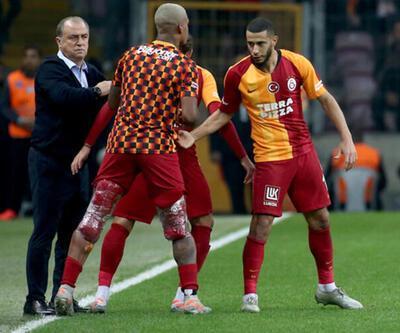 Galatasaray'da Belhanda tüm planları bozdu!
