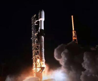 SpaceX yörüngeye tek seferde 60 internet uydusu gönderdi