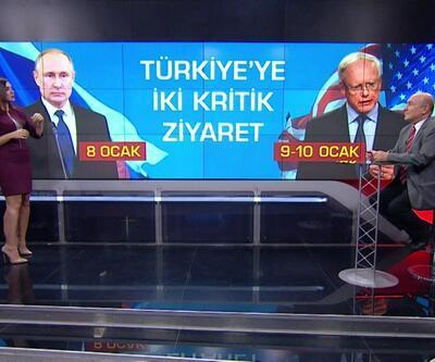 Türkiye'ye iki kritik ziyaret!