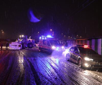 Adana'da maden ocağına çığ düştü: 1 ölü, 2 yaralı, 1 kişi kayıp