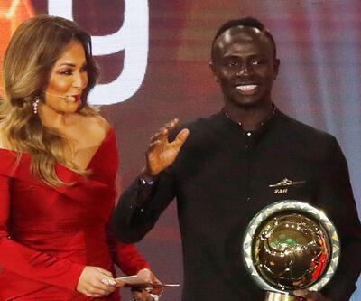 Yılın Afrikalı futbolcusu Sadio Mane