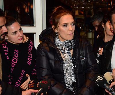 DJ Erdem Kınay yeni yaşını arkadaşlarıyla kutladı