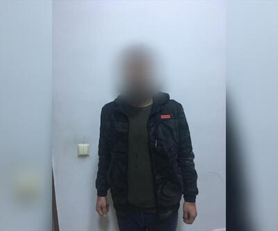 Jandarmanın ikna ettiği PKK'lı terörist teslim oldu