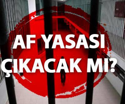 Son dakika toplantı yapıldı! İnfaz düzenlemesi ne zaman yasalaşacak?