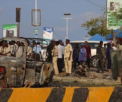 Son dakika... Somali'de hükümet binalarının yakınlarında patlama