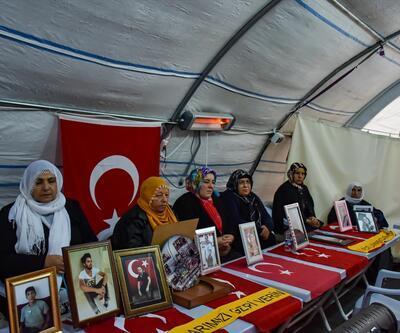 Diyarbakır annelerinin oturma eylemine bir aile daha katıldı, sayı 66'ya yükseldi
