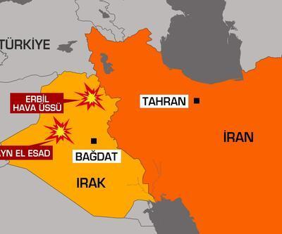 İran'ın vurduğu üslerin önemi ne?