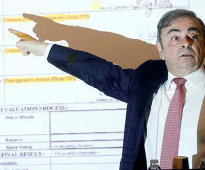 Eski Nissan CEO'su Ghosn'dan 40 milyon dolarlık iddia