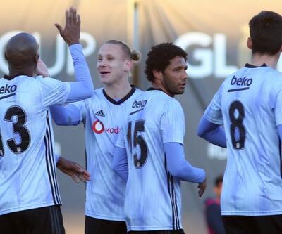 Beşiktaş 2-0 Mezokövesd MAÇ ÖZETİ