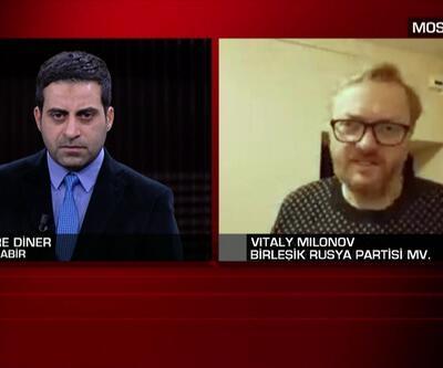 ABD-İran savaşı çıkar mı? Rus Milletvekili CNN TÜRK'e yorumladı