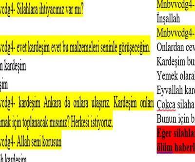 Ankara'da yakalanan 5 DEAŞ'lı yılbaşını kana bulayacaktı