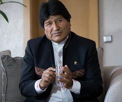 Interpol, Evo Morales için kırmızı bülten çıkardı
