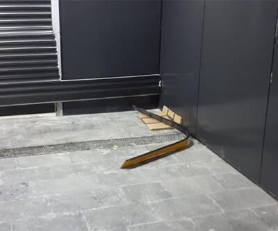 Kuruyemişçinin kasasını çalan hırsızlar kameraya böyle yakalandı