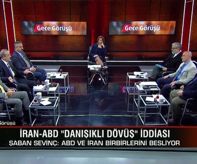 ABD-İran gerilimi nereye evrilir? İmamoğlu-Celal Şengör polemiğine kim ne dedi? Gece Görüşü'nde konuşuldu