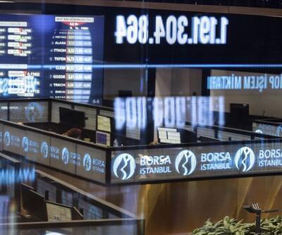 Borsa günü 118.500 puanın üzerinde tamamladı
