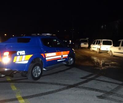 Düzce'de polise ateş açıldı: Yaralılar var